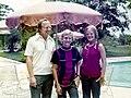 Hotel Mayaland Chichen Itza Junio 1973 - By the Pool.jpg