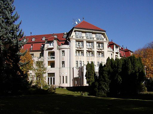 Hotel Thermia Palace - Piestany