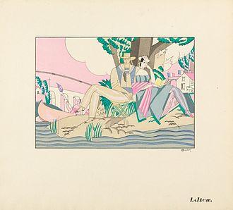 Charles Martin (artist) - Image from Sports et Divertissements, 1914