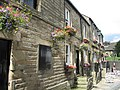 Houses and Pub, Chipping - geograph.org.uk - 542286.jpg