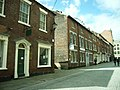 Houses dating from the 18th cent on Norfolk Row , Sheffield - geograph.org.uk - 1470406.jpg