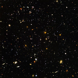 300px Hubble ultra deep field high rez edit1 Why do we study science?