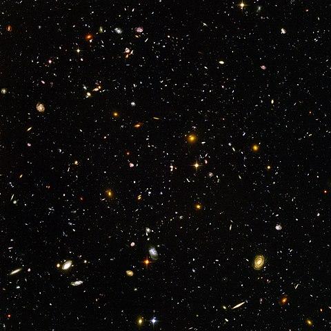 היקום בצעירותו