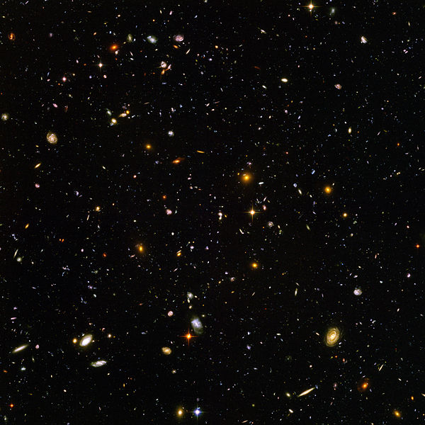 IMAGE(http://upload.wikimedia.org/wikipedia/commons/thumb/0/0d/Hubble_ultra_deep_field_high_rez_edit1.jpg/600px-Hubble_ultra_deep_field_high_rez_edit1.jpg)