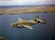 Hudson V 48 Sqn RAF in flight 1942