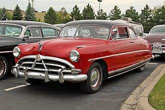 Hudson Wasp - 1952 Hudson Wasp Club Coupe