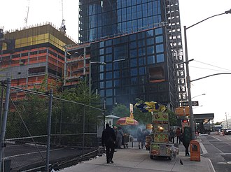 55 Hudson Yards - Image: Hudson Yards May 2017 10
