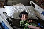 Humanitarian aid at an Egyptian hospital on Bagram Air Field 130827-A-YW808-030.jpg