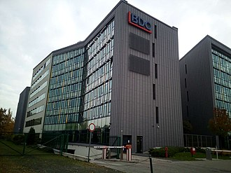 Wizz Air - Laurus Offices Building B, the head office of Wizz Air