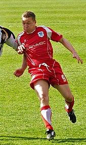 Glynn Hurst Footballer