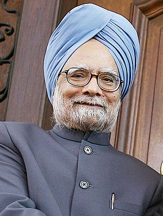 2013 in India - Image: IBSA leaders Manmohan Singh