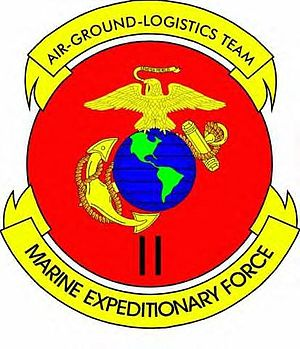 Fleet Marine Force, Atlantic - Image: IIMEF Logo