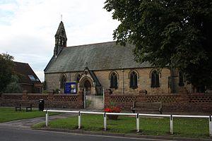 Haxby - St. Mary's Church