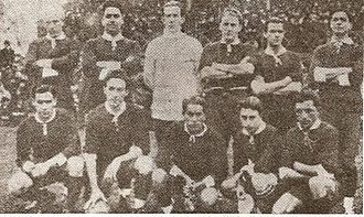 Club Atlético Independiente - Independiente in 1922, that year the team won its first title.