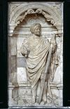interieur, grafmonument hertog karel van gelre, detail - arnhem - 20260582 - rce