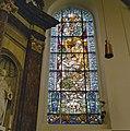 INTERIEUR, KOOR, OVERZICHT GLAS IN LOODRAAM ( C. BELLOT, 1930 ) - Ravenstein - 20288924 - RCE.jpg
