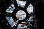 ISS-43 Cupola the 360 degree observation area.jpg