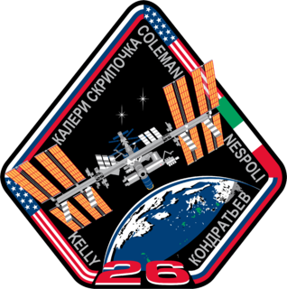 Expedition 26 mission to the International Space Station