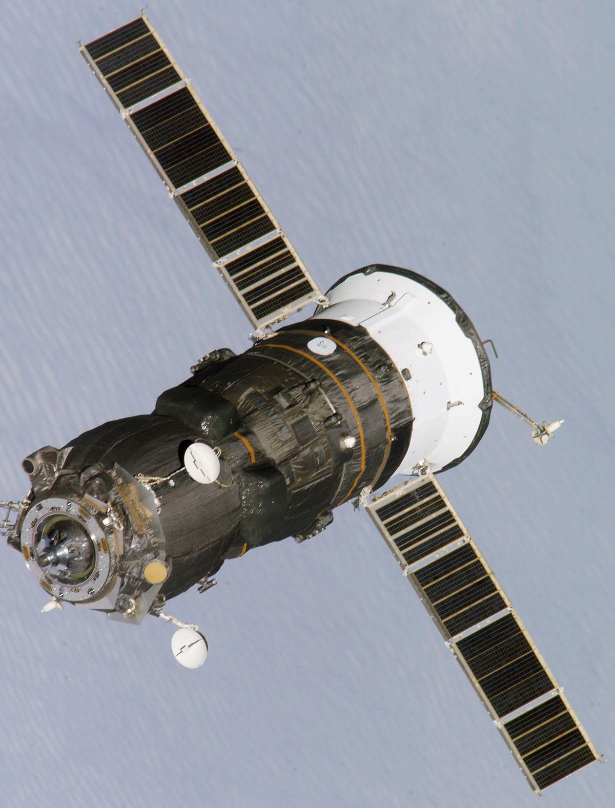 Прогресс (космический корабль) — Википедия