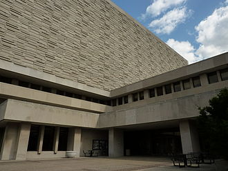 Herman B Wells - The main library of Indiana University Bloomington has been named after Herman B Wells since 2005