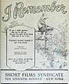 I Remember (1925) - 1.jpg