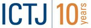 International Center for Transitional Justice - Image: Ictj ten yrs orange use
