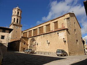 Mosqueruela - Image: Iglesia de la Asunción (Mosqueruela)