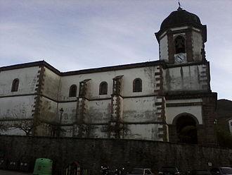 Zugarramurdi - Image: Iglesia zugarramurdi