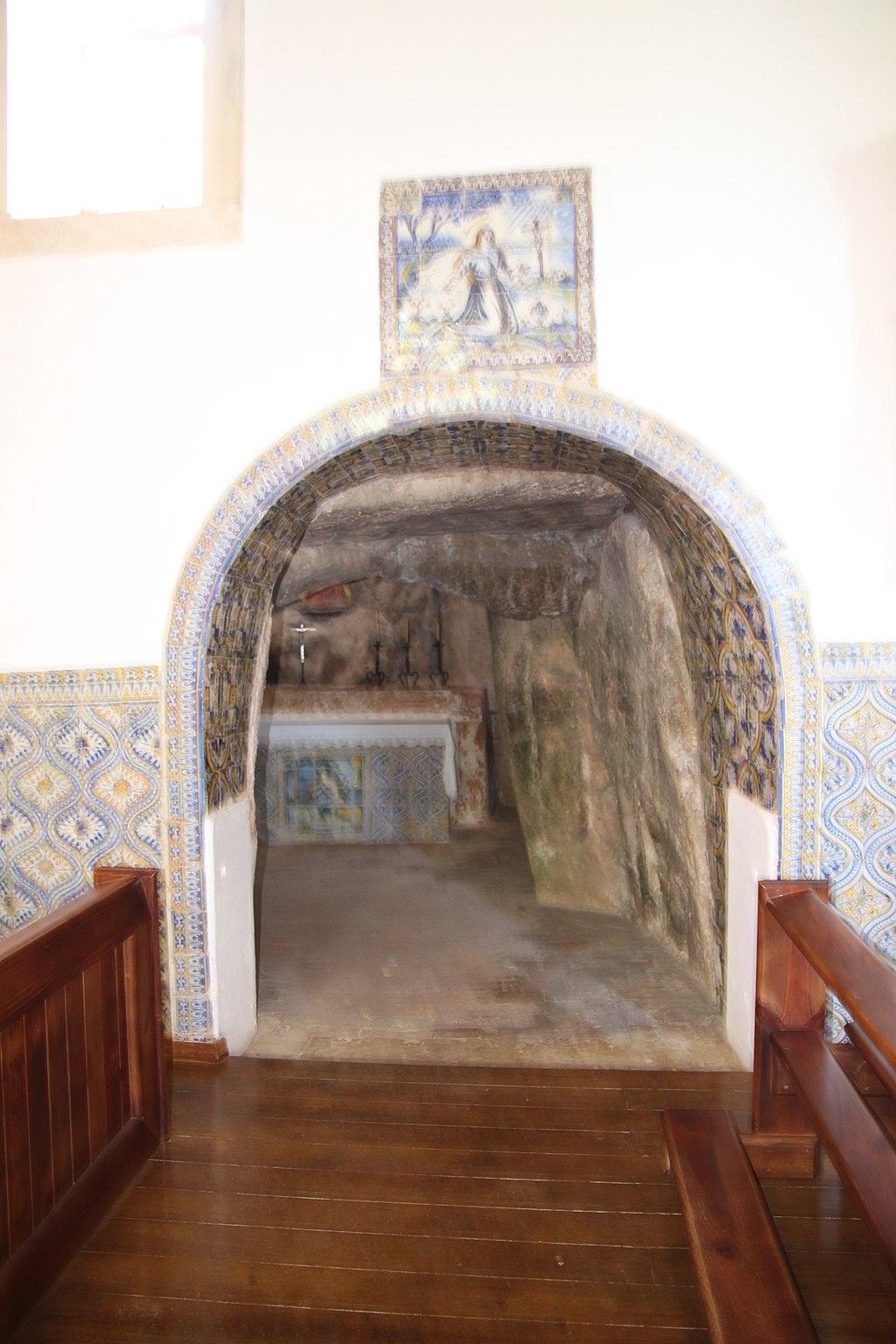 Igreja Santa Maria da Madalena em Alcobertas 7469