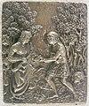 Il riccio, melagro che offre la testa del cinghiale ucciso ad atlanta, 1500-1525 circa.JPG