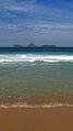 Ilhas Cagarras em frente Ipanema.JPG