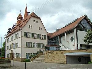 Ilsfeld - Town hall