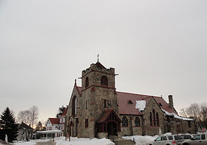 Ambrose J. Murphy - Immaculate Conception Church, North Easton Massachusetts
