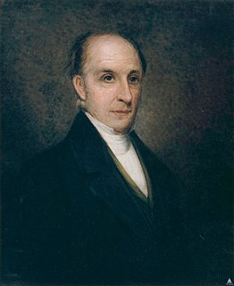 Charles Bulfinch American architect