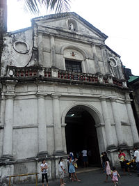 Immaculate Conception Cathedral Pasig City.JPG
