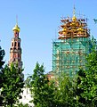 In God we trust ^ Новодевичий монастырь. Moscow, Russia. - panoramio - Oleg Yu.Novikov (12).jpg