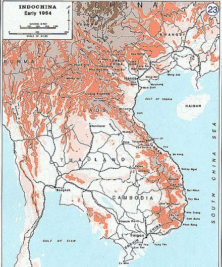 Indochina in 1954 Indochina 1954.jpg