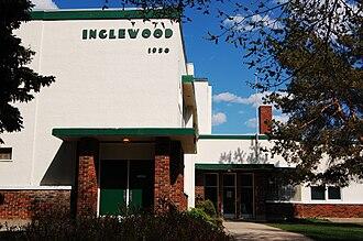 Inglewood, Edmonton - Inglewood Elementary School
