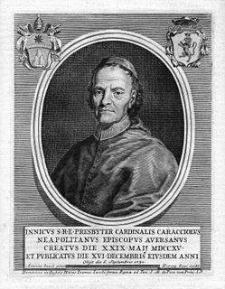 Innico Caracciolo (1642-1730) 18th-century Roman Catholic cardinal