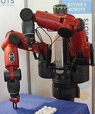 Innorobo 2015 - Rethink Robotics - Baxter.JPG