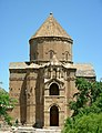 Insel Akdamar Աղթամար, armenische Kirche zum Heiligen Kreuz Սուրբ խաչ (um 920) (40421943841).jpg