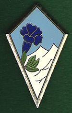 Insigne de la 27e Brigade d'Infanterie de Montagne