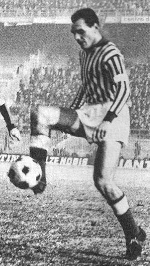 Luís Vinício - Luís Vinício with Vicenza (1960s)
