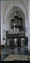 interieur, aanzicht orgel, orgelnummer 1790 - zwolle - 20349115 - rce