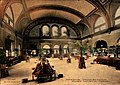 Interior of Union Station, Fort Worth, Texas.jpg