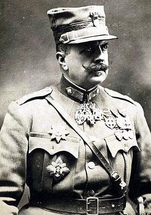 Dimitrios Ioannou - Ioannou in 1920