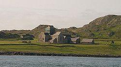 L'abbaye de Iona