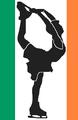 Ireland figure skater pictogram.png