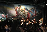 Iron Maiden in the Palais Omnisports of Paris-Bercy (France).jpg