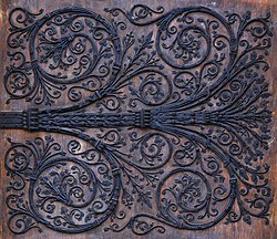 meaning of ironwork